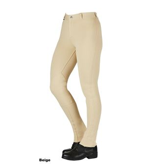Saxon Warm Up Cotton Stretch Ladies Jodhpurs