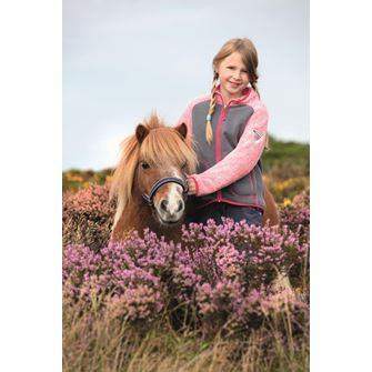 Horseware Kids Reversible Fleece Riding Top 2016