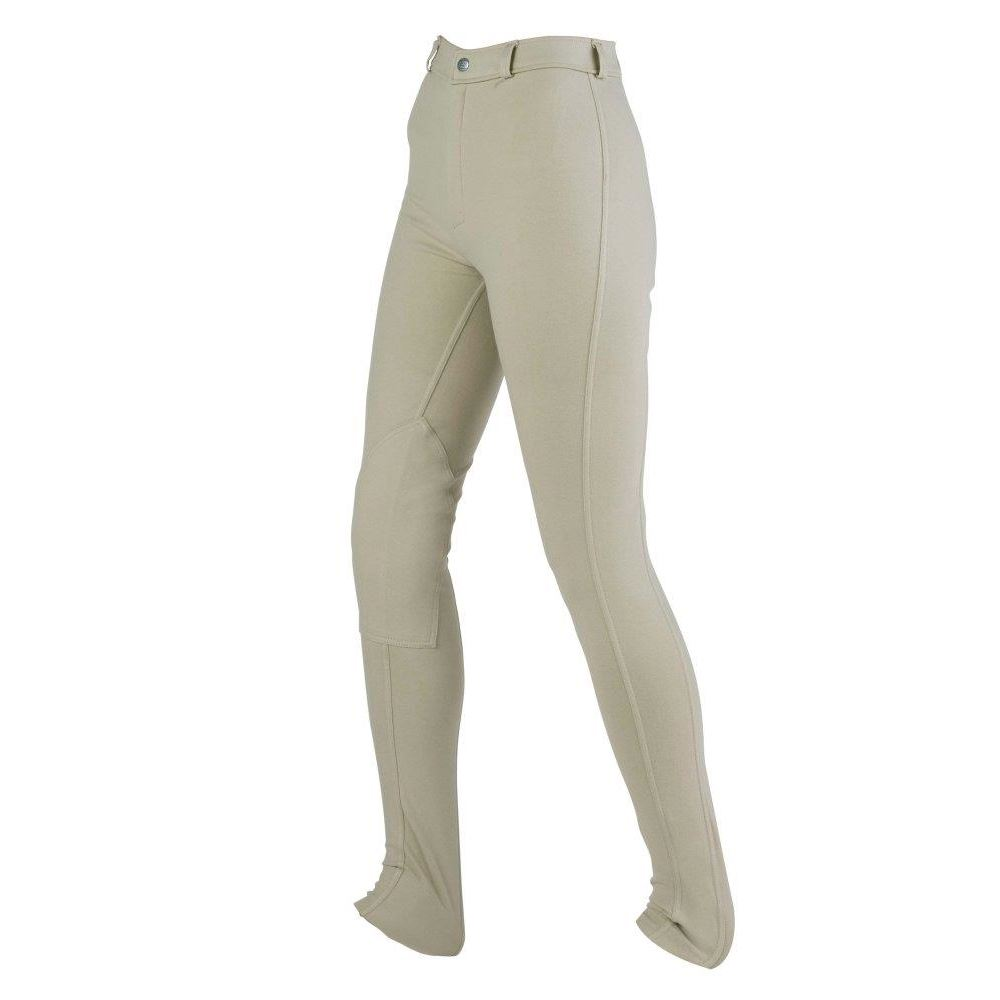 Saxon Warm Up Cotton Stretch Children S Jodhpurs Special Offer