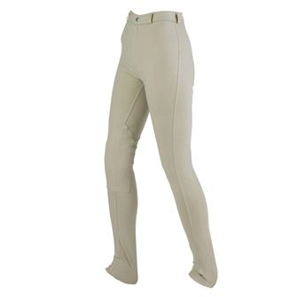 Saxon Warm Up Cotton Stretch Children's Jodhpurs *Special Offer*