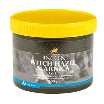 Lincoln Witch Hazel and Arnica Gel