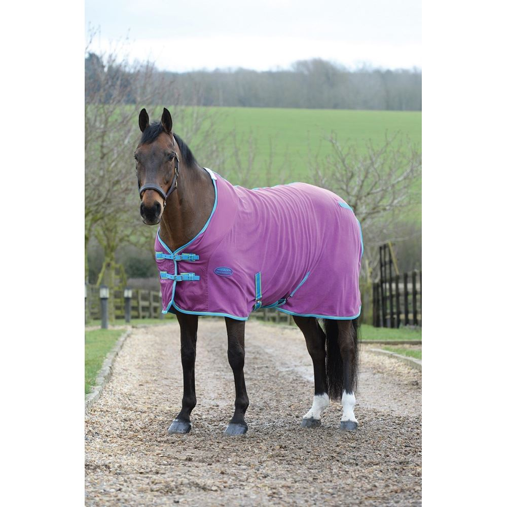 Weatherbeeta Polar Fleece Cooler Standard Neck Rug