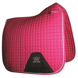 Woof Wear Contour Dressage Saddle Cloth (Full)