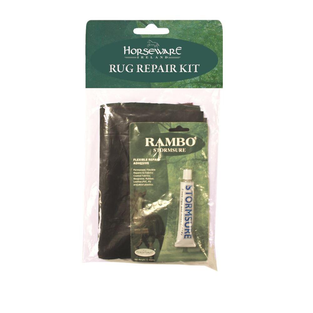 Horseware Ireland Rambo Stormsure Rug Repair Kit Glue