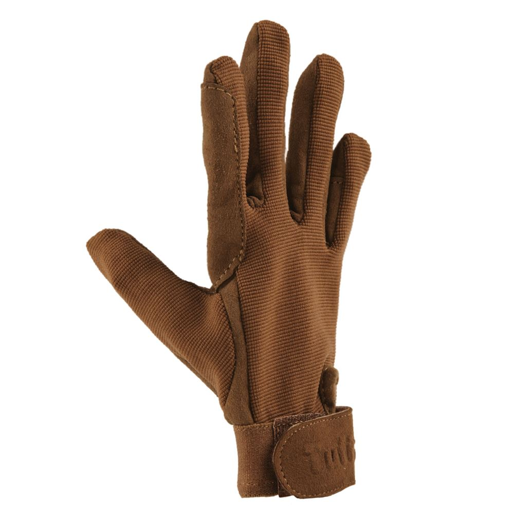 Tuffa Carbrooke Riding Gloves Adults Sizes