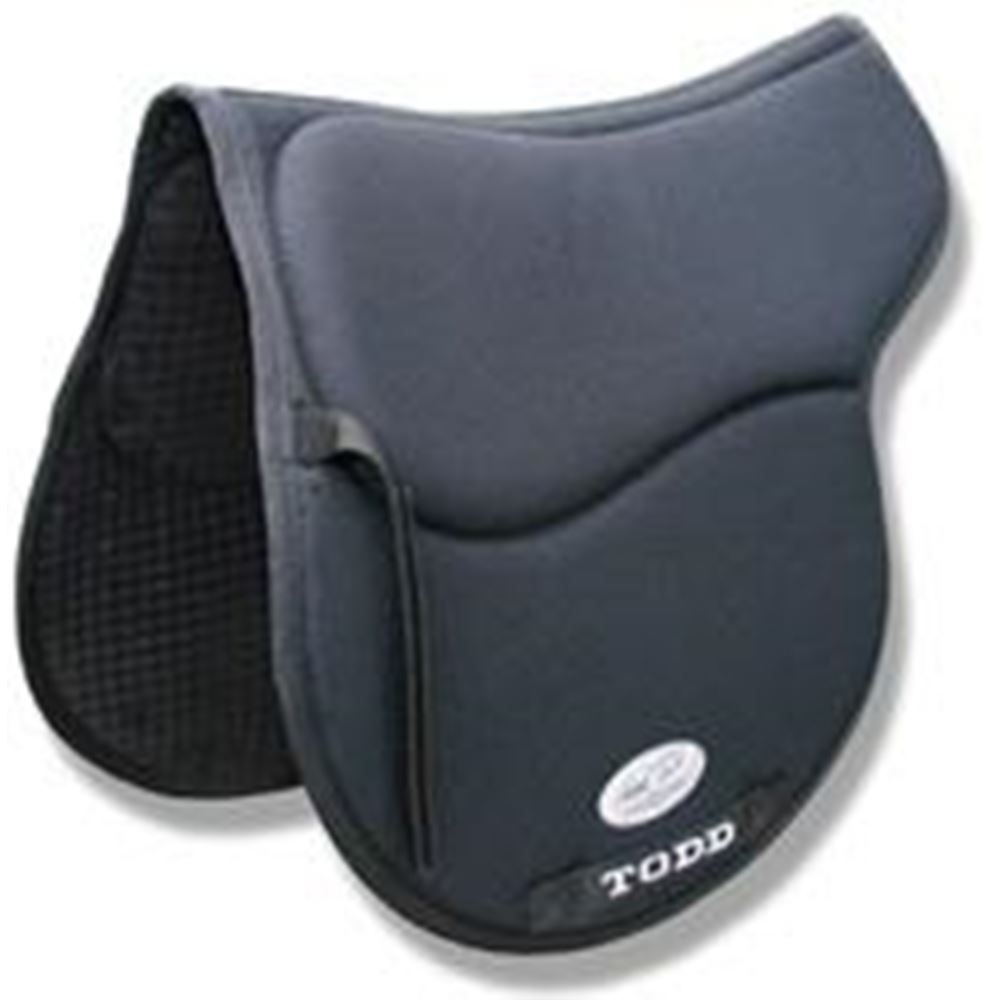 Mark Todd Acupressure Subtle Muscle Massage Pad Numnah Full Size Black