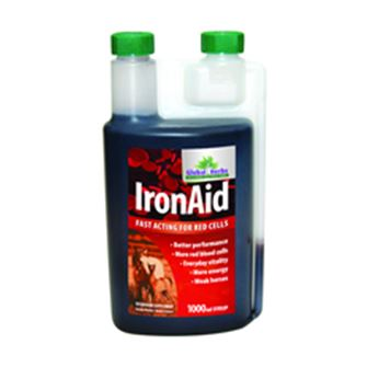 Global Herbs Ironaid 1 Ltr