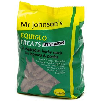 Mr Johnson's Equiglo Treats