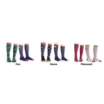 Shires Children's Everyday Socks (2 Pack)