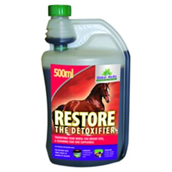 Global Herbs Restore Liquid 500 ml