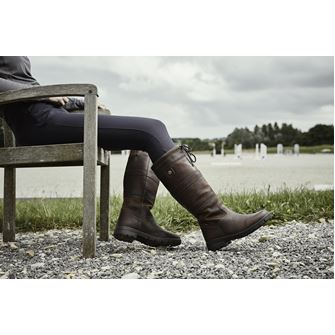 New Waterproof Dublin River Grain Boots