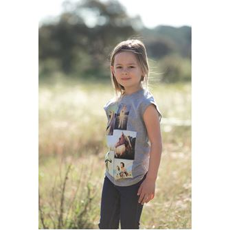 Horseware Kids Novelty Tee - Collage Picture