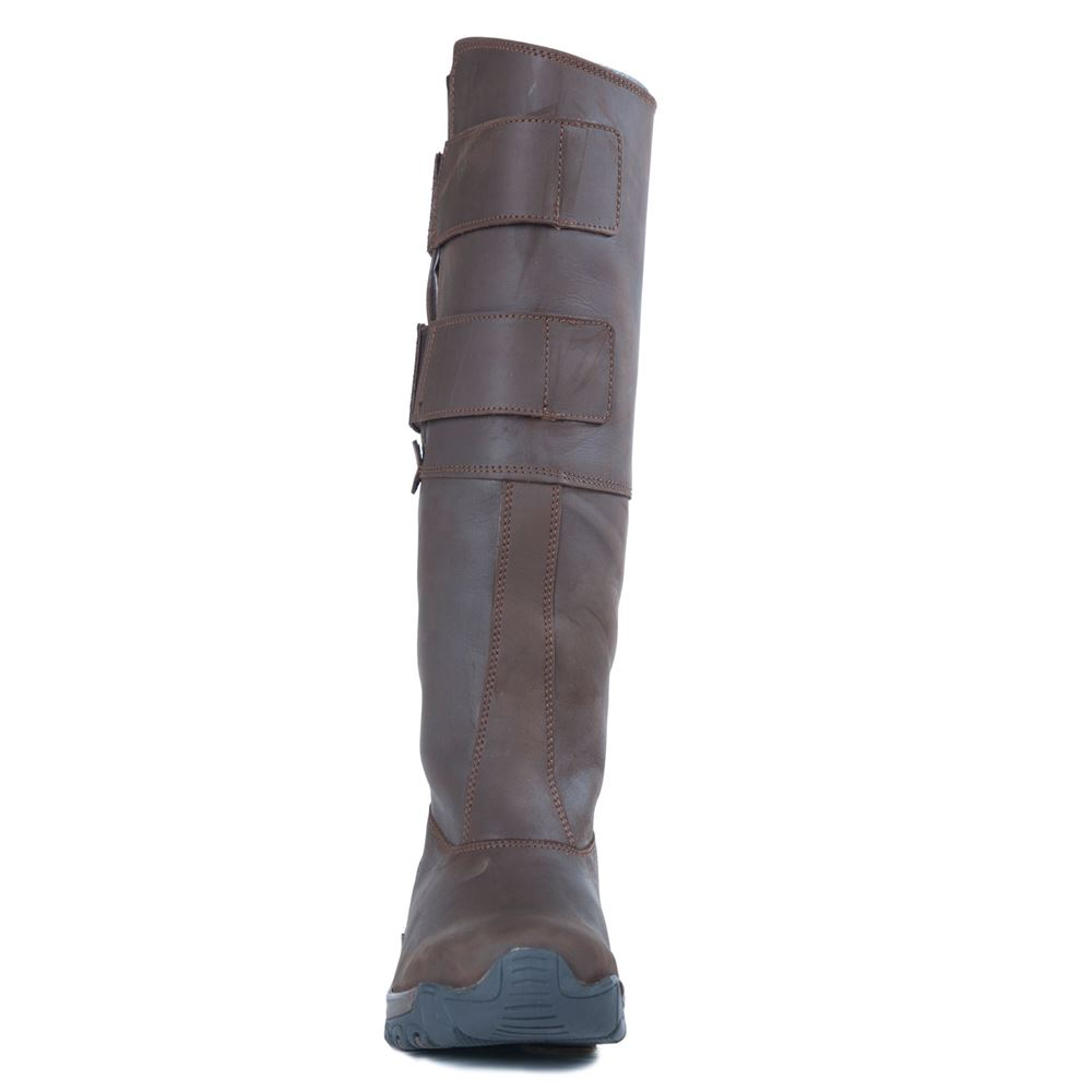 Tuffa Country Rider Sheepskin Lined Boots (Sizes EU39 - EU42)