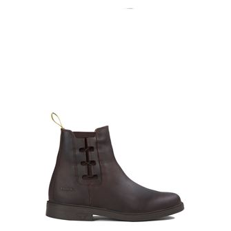 Tuffa Rodeo Ladies Oiled Leather Jodhpur Boots