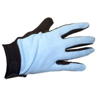 Gripfast Cotton Riding Gloves Adults Two Tone