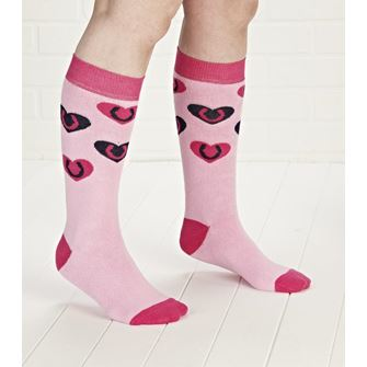 The Riding Sock Co. Ladies Full Terry Knee High Riding Socks