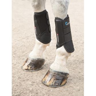 Shires ARMA Air Motion Cross Country Boots - Front