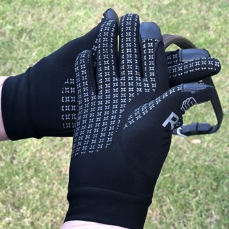 Tuffa Thumbs On Top Childs Riding Gloves
