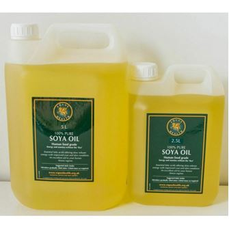 Equus Health Soya Oil 2.5 Litre