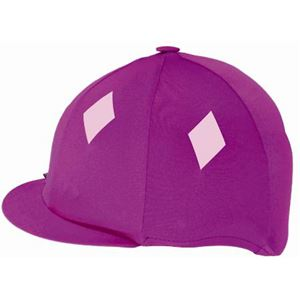 Lycra Capz Riding Hat Covers