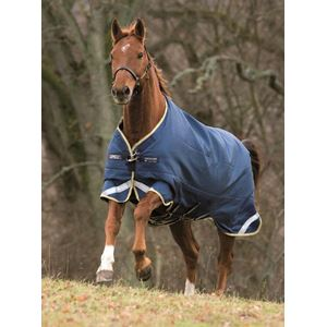 Horseware Rambo Original with Leg Arches Turnout Rug 100g