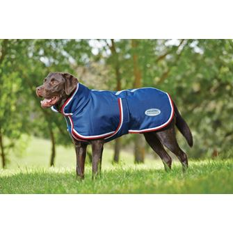 Weatherbeeta Parka with Belly Wrap 1200D Medium Dog Rug (Dog Coat)