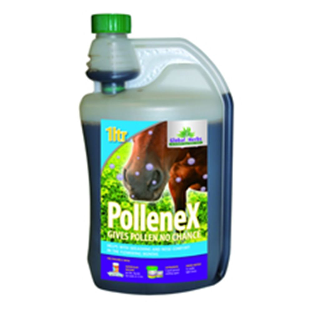Global Herbs Pollenex Syrup 1 Ltr