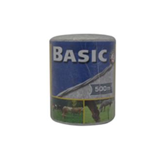 Basic Fencing Polywire 500m (White)