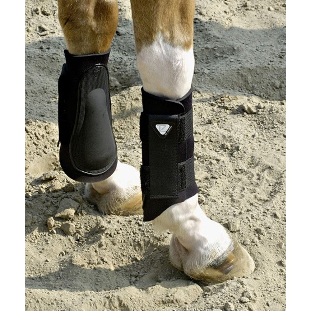 Equilibrium Tri-Zone Brushing Boots (pair)