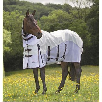 Shires Highlander Plus Maxi Flow Fly Rug