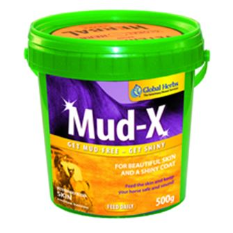 Global Herbs Mud-X 500gm