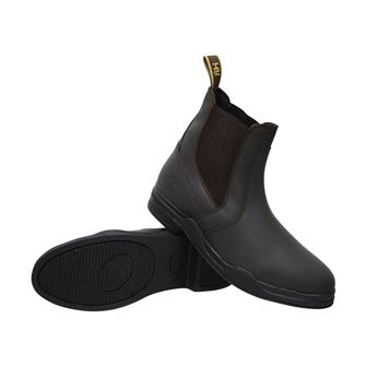 HyLAND Wax Leather Jodhpur Boot Childs