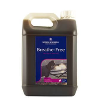 Dodson & Horrell Breathe-Free Liquid 2.5 Ltr
