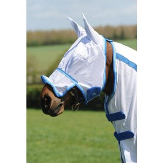 Weatherbeeta Fly Mask with Nose/Ears and Insect Shield