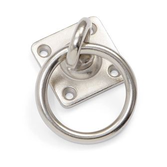 Swivel Galvanized Tie Ring