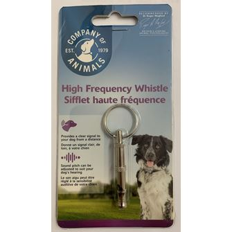 Clix Company of Animals Silent Dog Whistle