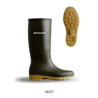 Dunlop Dull Child Wellington Boot