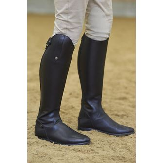 Mark Todd Long Soft Leather Competition Riding Boots