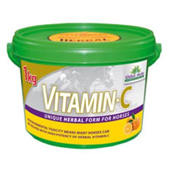 Global Herbs Vitamin-C 1 Kg