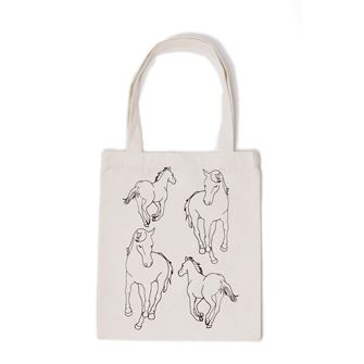 Horseware Recycled Cotton Tote Bag - Kids