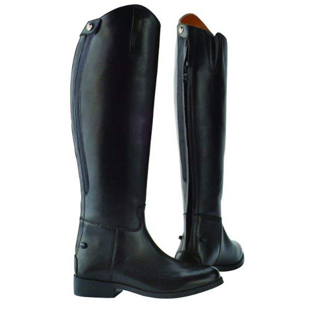 Equileather Plain Tall Boots