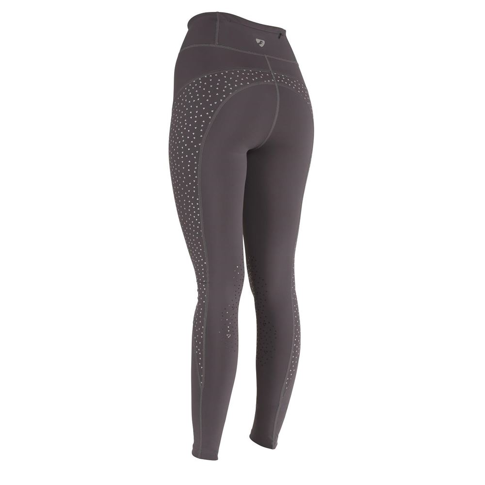 Shires Aubrion Tinkham Reflect Ladies Riding Tights