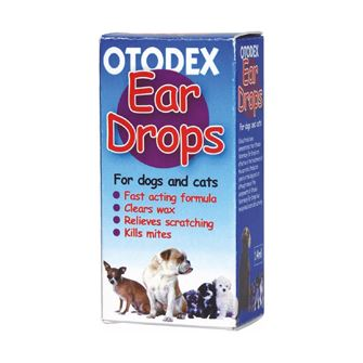 Petlife Otodex Ear Drops