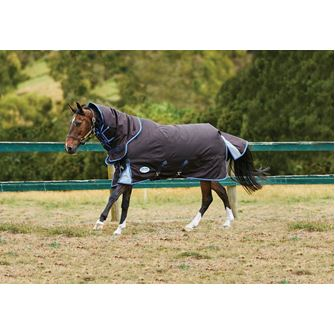 Weatherbeeta Comfitec Ultra Cozi Detach-A-Neck Heavy Turnout Rug (with free matching fleece)
