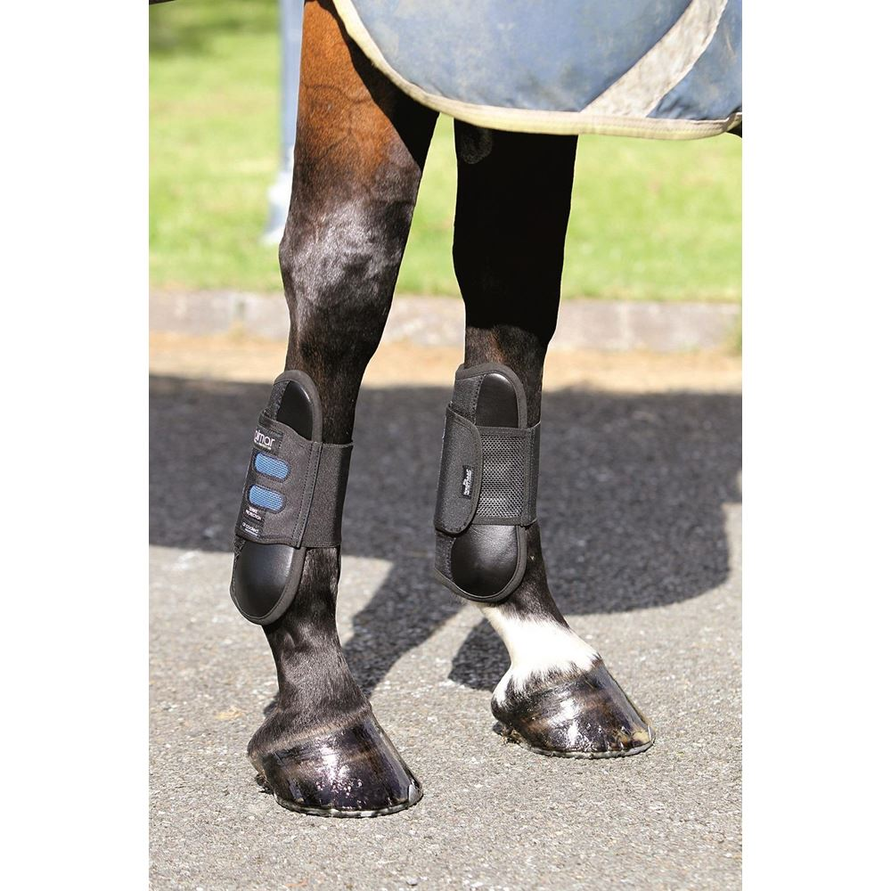 Dalmar SJ Open Front Tendon Boot Lite