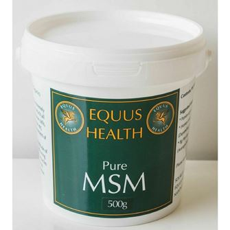 Equus Health Pure MSM 500g Tub