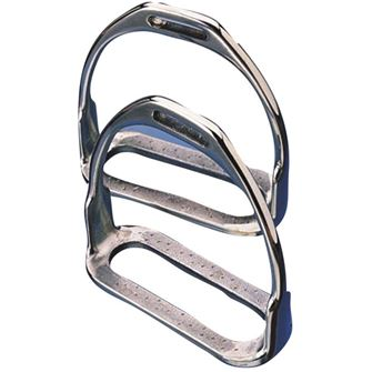 Korsteel Two Bar Stirrup Irons