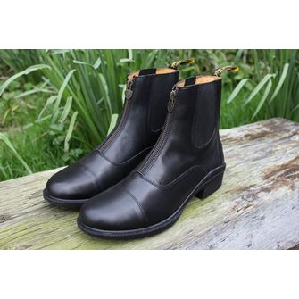 Mark Todd Chetwode Zipped Paddock Boot
