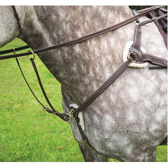 Shires Salisbury 5 Point Breastplate