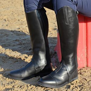 Tuffa Morgan Zip Front Riding Boots
